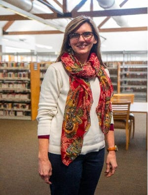 Bonnie Pierson was named Bastrop's new library director Jan. 11. Pierson has spent two decades working at the Bastrop Public Library in various roles. [CONTRIBUTED BY CITY OF BASTROP]