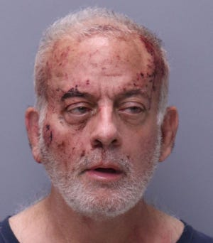Joseph Vincent DiMaggio, 54, was arrested in St. Augustine on Saturday after an hours-long stand-off with police at the St. Augustine Wastewater Plant near Eddie Vickers Park, the St. Augustine Police Department said.