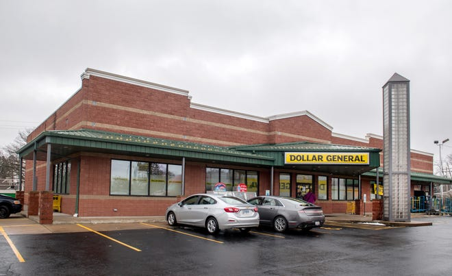 The former Family Video store at 600 S. Main Street in Morton is now a Dollar General store. The Dollar General moved from its former site in the Field Shopping Center.