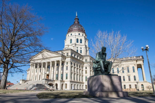 The state's revenue picture is projected to brighten slightly, officials announced Tuesday, giving Republican lawmakers more ammo in pursuing a range of potential spending items in the weeks to come