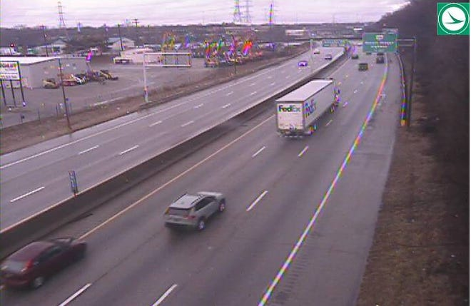 Interstate 75 North to State Route 126 Eastbound has been closed due to car crash Sunday afternoon.