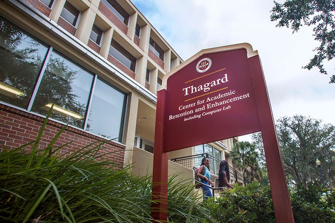 FSU's Center for Academic Retention and Enhancement (CARE) will receive $2.6 million over the next five years to continue funding its SSS-SCOPE and SSS-STEM programs. (FSU Photography Services)