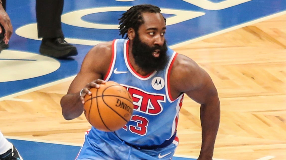 James Harden 'very unselfish' for historic triple-double in Nets debut