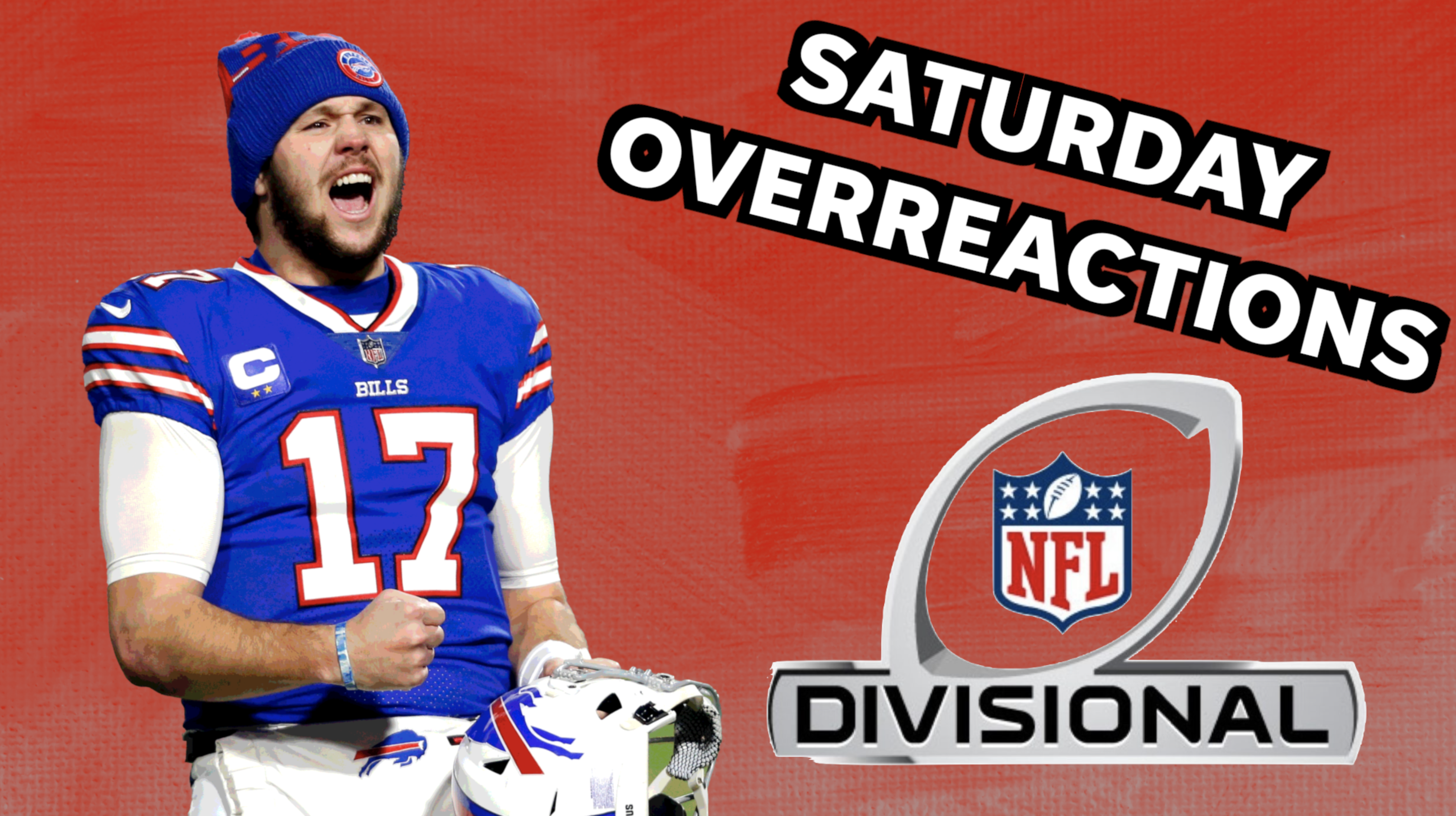 NFL divisional overreactions: No one is circling the wagons like the Bills