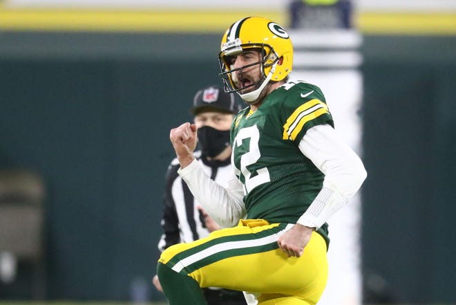 Packers quarterback Aaron Rodgers wants a shot at a second Super Bowl ring.