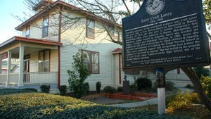 The Lucy Craft Laney Museum of Black History is located at 1116 Phillips St. in Augusta.