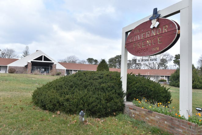 The town of Orleans is considering purchasing the Governor Prence Inn on Route 6A.