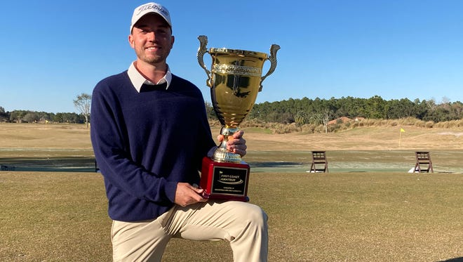 Trevor Hulbert of Orlando won the fifth First Coast Amateur on Monday at The Conservatory at Hammock Beach in Palm Coast, defeating Logan Sowell of Charleston, S.C., in a playoff.