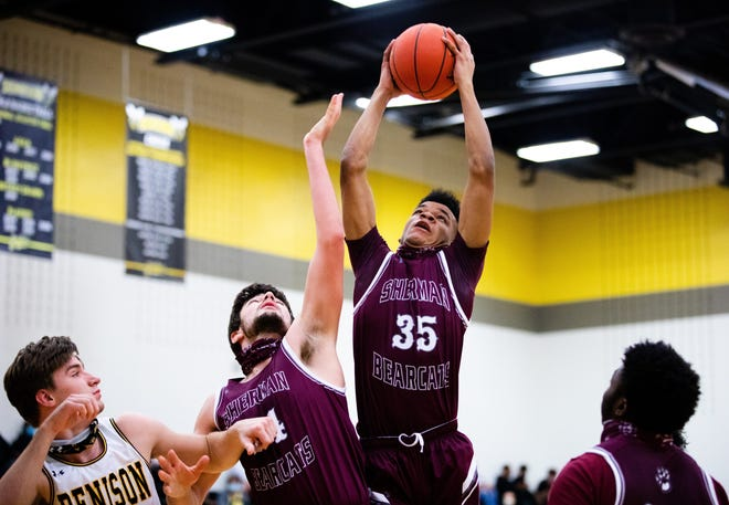 The rematch between Sherman and Denison boys basketball will have to wait after their District 10-5A game on Tuesday was postponed.