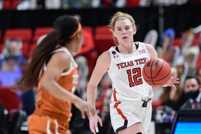 Vivian Gray, the Texas Tech scoring and rebounding leader this season, announced Thursday she plans to be back with the Lady Raiders next season. Gray is a senior, but the NCAA is not counting this season against players' eligibility because of COVID-19 disruptions.