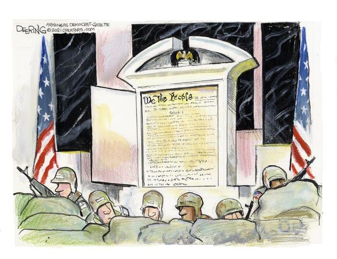 Today's editorial cartoon (Jan. 19, 2021)
