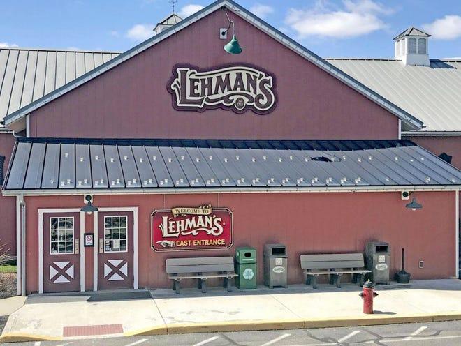 Lehman's in Kidron