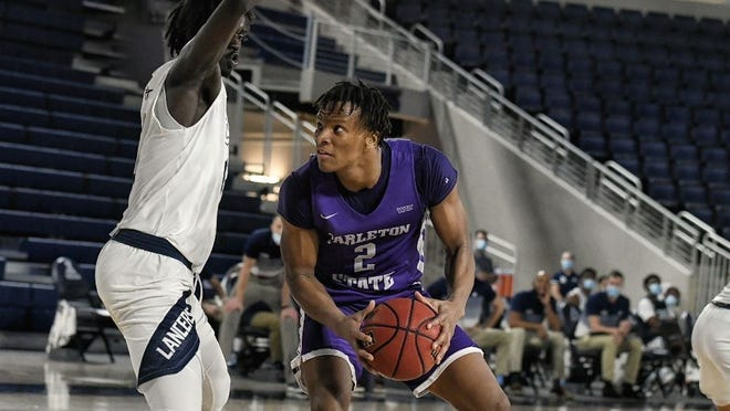 Tarleton's Freddy Hicks had a breakout game for the Texans on the road against California Baptist with a career-high 20 points and 13 rebounds while playing all 40 minutes. The team nearly came away with its first Western Athletic Conference win, but the Lancers closed on a 9-3 run to win 73-67 on Saturday at the CBU Event Center.