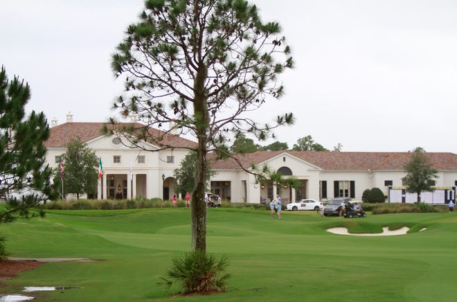 The Concession Golf Club in Manatee County.