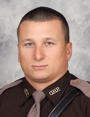 Trooper Nicholas Dees died in 2015 after being struck by a distracted driver.