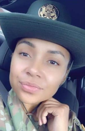 The U.S. Army is offering an award for information leading to an arrest and conviction in the Jan. 1 shooting death in San Antonio of Staff Sgt. Jessica Mitchell, a Topeka native.