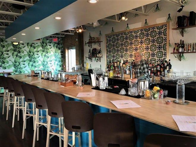 Bar Piña in Winston-Salem.