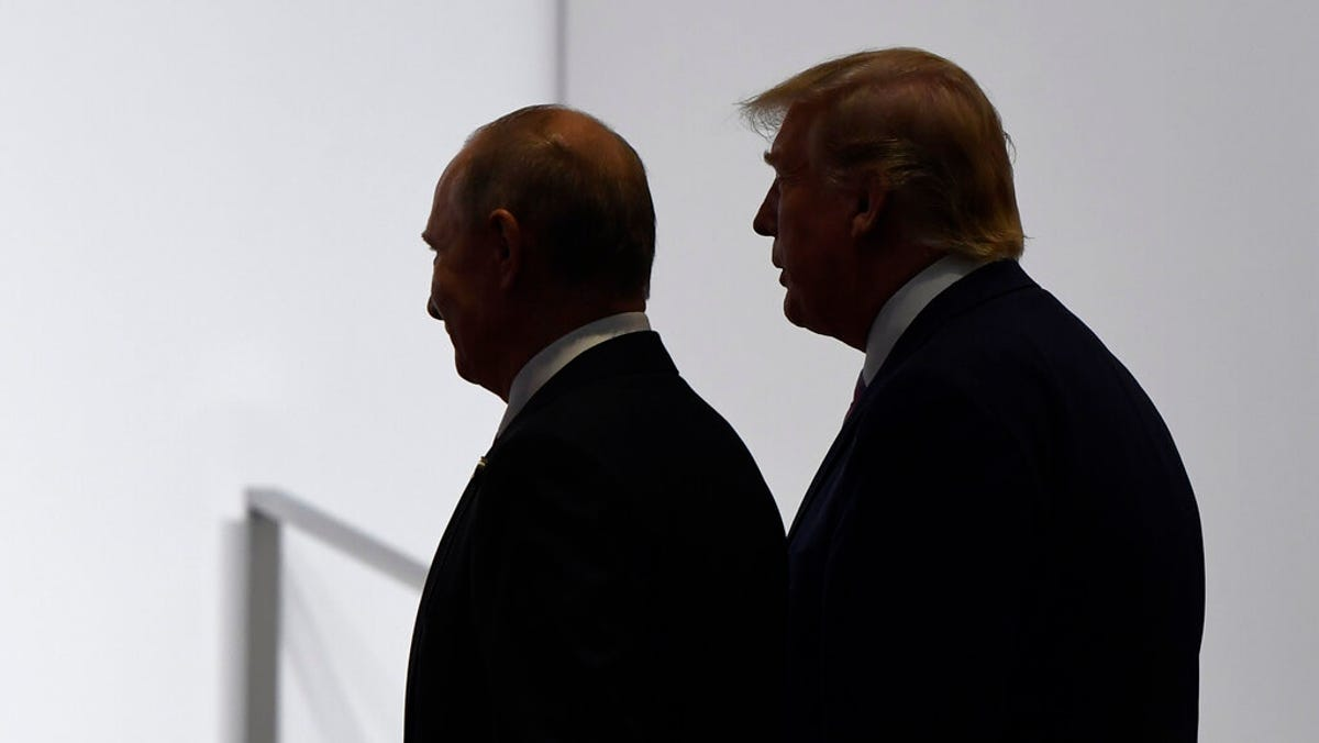 US: Putin approved operations to help Trump against Biden 3