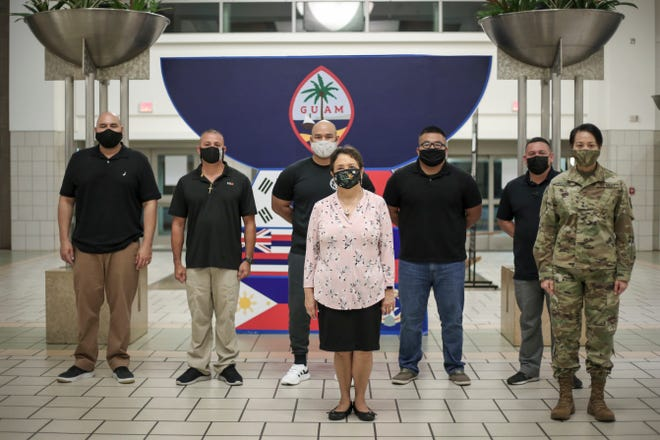 Guam Nationwide Guard members head to D.C. for Inauguration