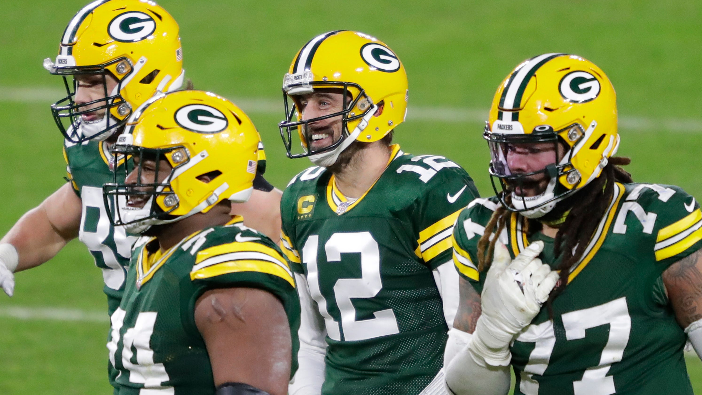 32 things we learned from divisional playoffs of the 2020 NFL season