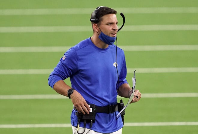 Brandon Staley was the Blue Dragon co-Defensive Coordinator and Linebackers coach in 2010 and 2011 and was Hutchinson's Associate Head Coach in 2011. He was recently tapped as head coach of the Chargers.