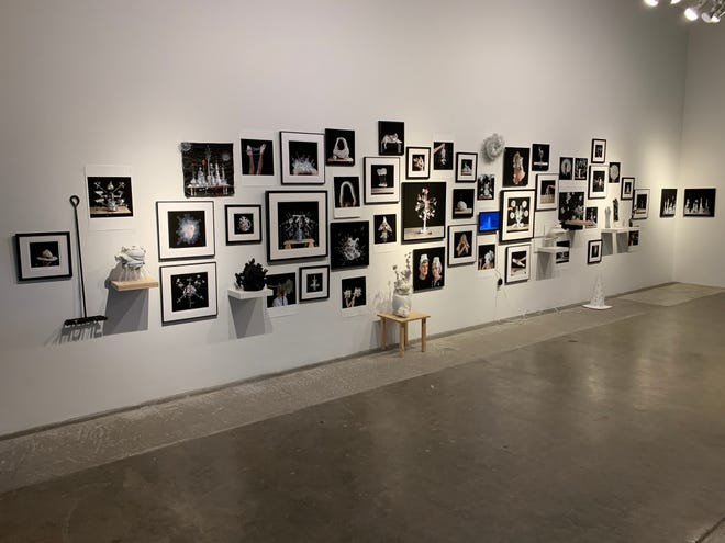 """""""147 Devices for Integrated Principles"""" can be seen at Big Medium Gallery."""
