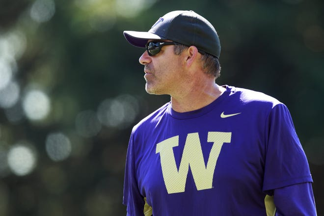 Under defensive coordinator Peter Kwiatkowski, Washington has routinely produced one of the Pac-12's top defenses. Reports have him joining Steve Sarkisian's staff at Texas.