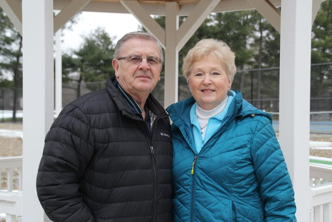 Terry and Mary Adkins