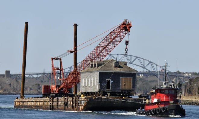 The Chatham Select Board is considering bringing a historic Coast Guard boathouse back to town, having first relocated it to Hull to avoid demolition in 2009.