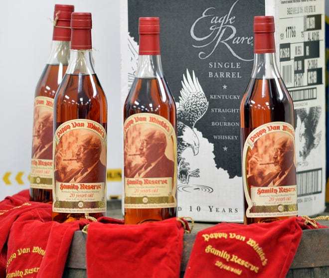 Winners of the annualPappy Van Winkle and Buffalo Trace Antique Collection bottle lottery were announced Jan. 5. Nearly 100,000 people entered the raffle, which ran from Dec. 4-17, for a chance to win the opportunity to purchase a bottle from both collections.