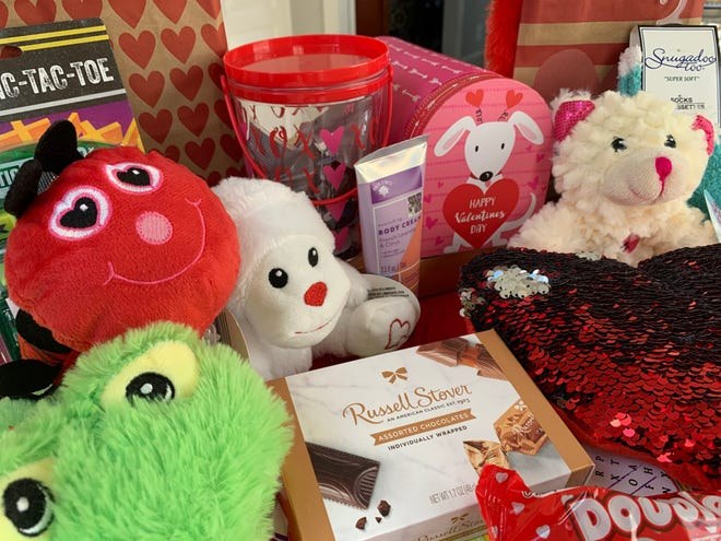 Hospice of Davidson County is asking for Valentine's-themed donations to give to patients and their families prior to Valentine's Day.