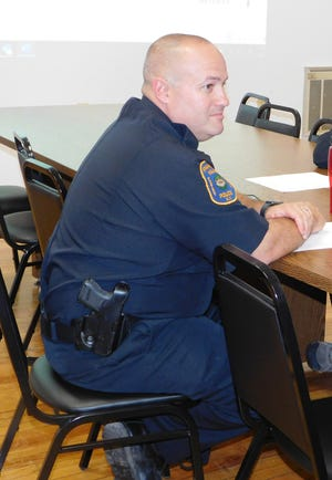 Matt Palumbo serves as Frankfort village police chief and lead officer for the Frankfort town police. A draft of a collaborative Police Reform and Reinvention Plan is posted on both the village and town's websites for public review and comment.