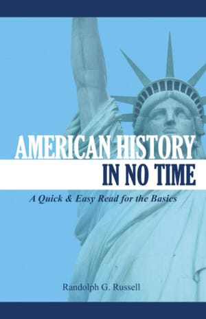 """American History in No Time"" by Randolph G. Russell"