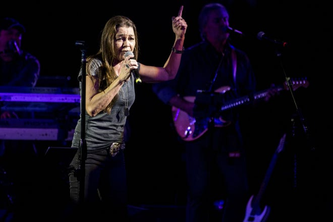 Gretchen Wilson is scheduled to play the Clay County Fair in April.