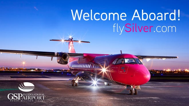 Silver Airways flights will operate on a new fleet of 46- and 70-seat ATR twin-engine turboprop aircraft.