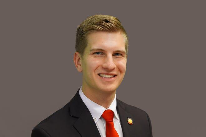 N.C. Rep. Jake Johnson