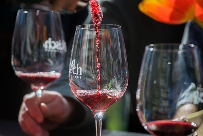 Can't wait for the new spring releases from Lodi? There are plenty of recent releases that showcase the quality, diversity and ingenuity of Lodi's growers and winemakers, including the 2014 Bokisch Gran Reserva Tempranillo, shown here being poured.