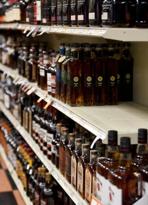 High demand for liquor continues as Ohio sales hit a record in 2020. Bourbon whiskey is the most requested item at the Stark County-based grocer Fishers Foods.