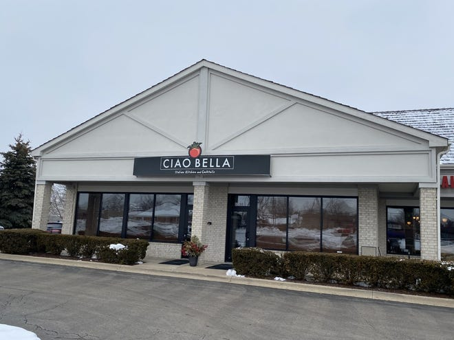 Ciao Bella Italian Kitchen, 6500 E. Riverside Blvd., in Loves Park, will reopen to indoor dining under the name The Pomodoro in early March.