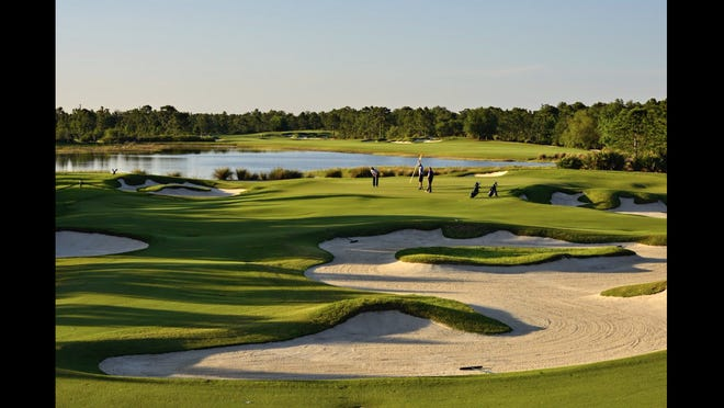 The Concession Golf Course will host this year's World Golf Championships-Mexico Championship. Courtesy photo.
