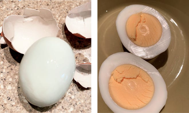 A perfectly cooked, delicious hard boiled egg can be used in many ways and in many recipes.