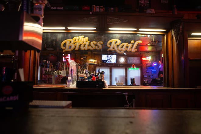 After news in January that Topeka's oldest bar was being sold, the owner of Brass Rail Tavern says he has secured some last-minute funding to keep the business alive.