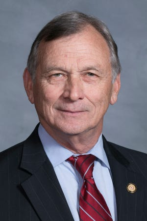 Republican state Sen. Bill Rabon of Brunswick County.