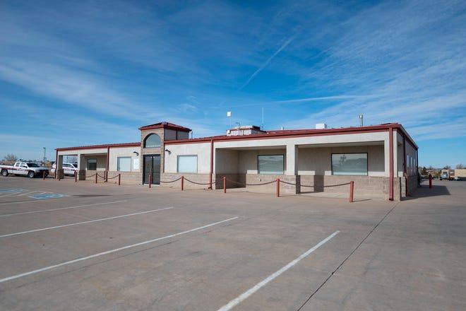 Pueblo West Fire Department Station 1.