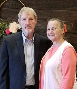 Gerald and Linda Whitledge.