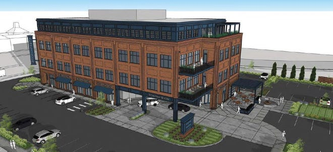 Columbus-based Trivium Development's request for a planned-unit-development zoning at 121 W. Wilson Bridge Road was approved by Worthington City Council on Jan. 19. The company wants to develop a 46,000-square-foot mixed-use building as part of the Worthington Gateway project. After a 60-day referendum period, Trivium may submit its design plans to the Worthington Architectural Review Board for final approval.