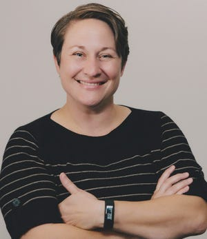 Ruthanne Buck, a 1996 graduate of Alexandria Senior High School, served as an education advisor on President-elect Joe Biden's transition team.