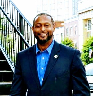 """Ernest """"Tiger"""" Claybon III is running for Montgomery City Council District 3."""