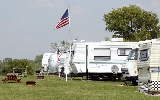 In 2004, then-Mayor Dan Canan briefly banned all flags from the Prairie Creek campgrounds in an effort to rid the campground of Confederate battle flags. The ban sparked controversy, prompted national headlines and was quickly lifted.