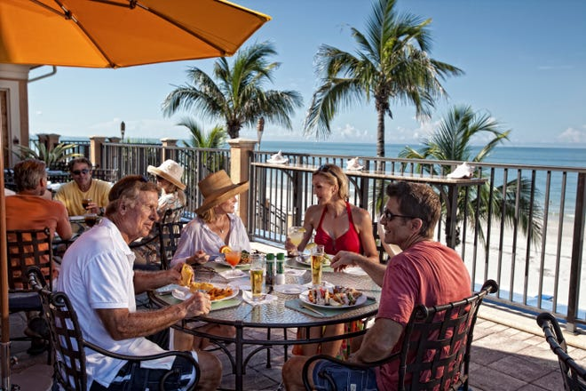 """Given the rise of remote work, families are asking themselves: Why not head to Naples, Florida and """"skip"""" the winter?"""